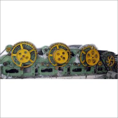 Used Garnet Machine