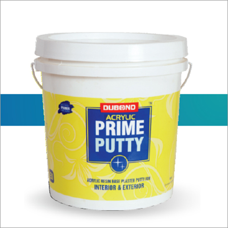 Acrylic Resin Based Plaster Putty