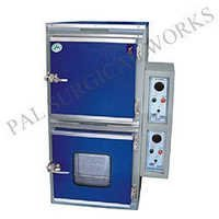 Hot Air Oven & Incubator Combined (Twin Model)