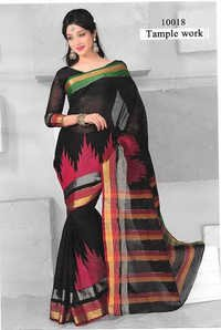 BEAUTY QUEEN--TRENDY COTTON SAREES