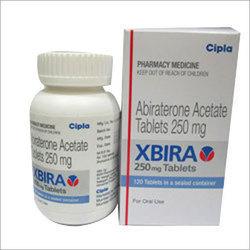Xbira 250 mg Abiraterone Acetate Tablets