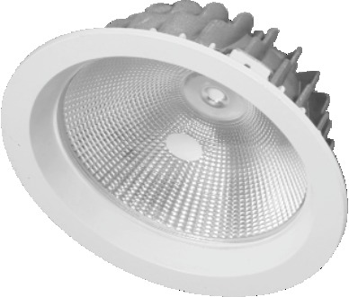 24w Cob Cool Down Light 6