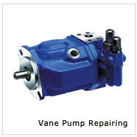 Radial Piston Pump Repair