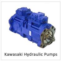 Kawasaki Hydraulic Pump Repair