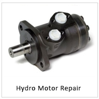 Yuken Hydraulic Pump Repair