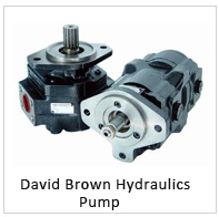 David Brown Hydraulics Pump