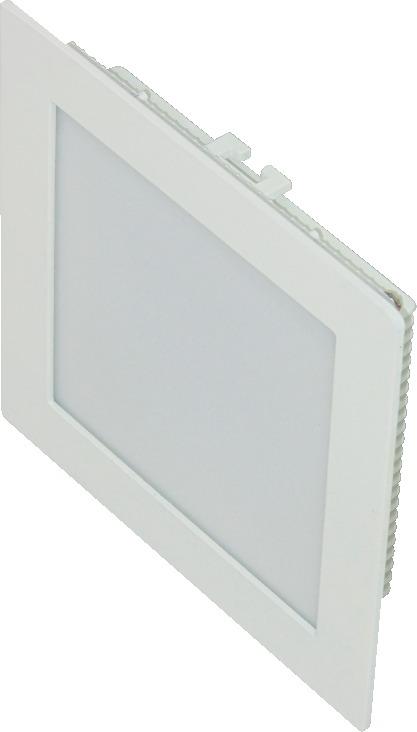 18w Sleek Backlit Panel LIght Square