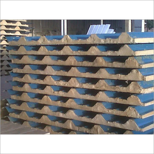 PUF Insulated Roof Panel