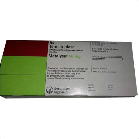 Tenecteplase Injection