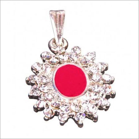 Colored Pendent Set
