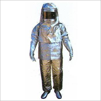 Aluminized Suit