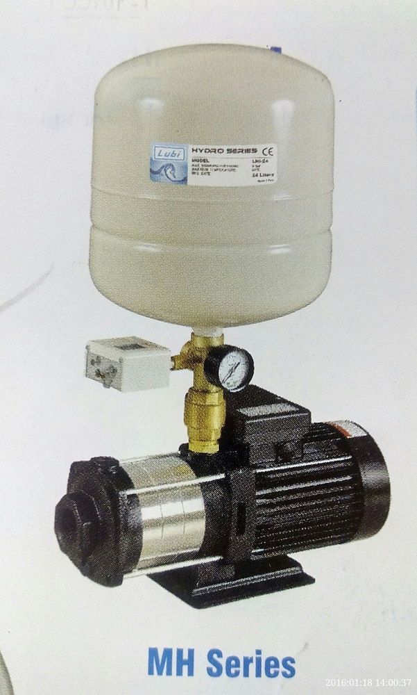 MH SERIES PRESSURE PUMP