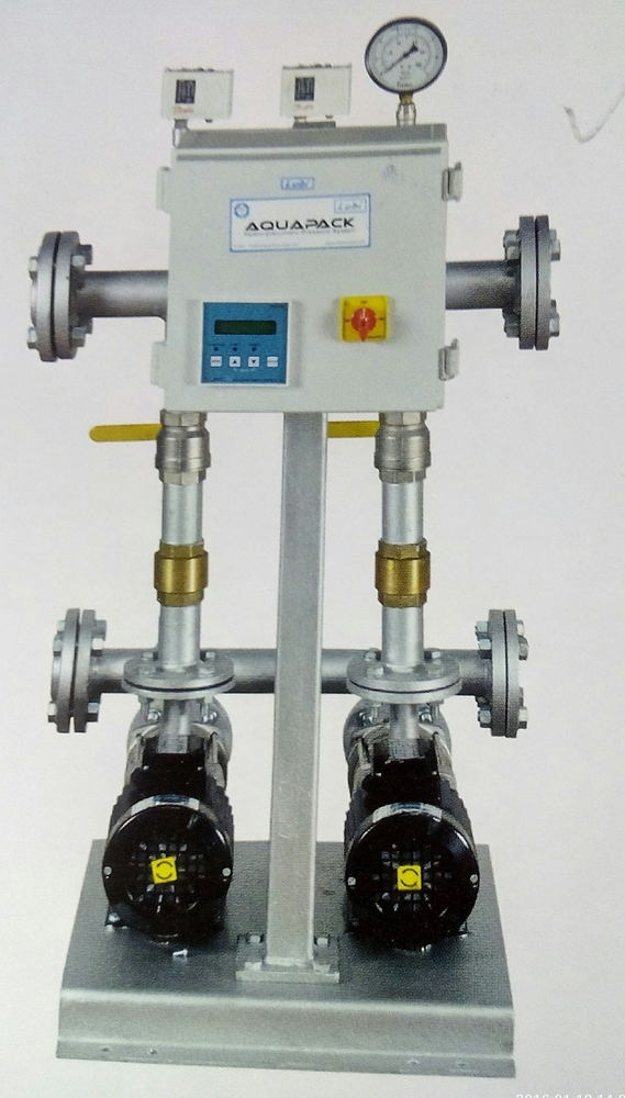 TWIN BOOSTER SYSTEM