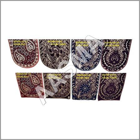 Rangoli Printed Chenille Sofa Cover