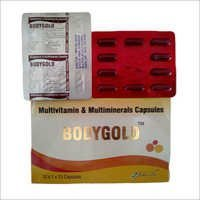 Multivitamin & Multiminerals Capsules