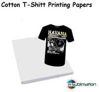 Cotton Papers