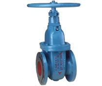Non Rising Spindle Gate Sluice valve