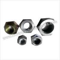 Heavy Hex Slotted Nut