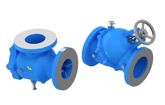 Suction Diffuser and Triple Duty Valve