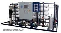 R.O 1000- Lph Mineral Water Plant & Machinery