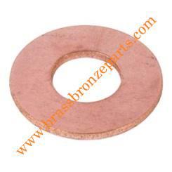 Silicon Bronze Plain Washers