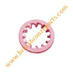 Silicon Bronze Internal Tooth Lock Washers