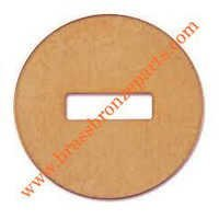 Silicon Bronze Square Punched Washers
