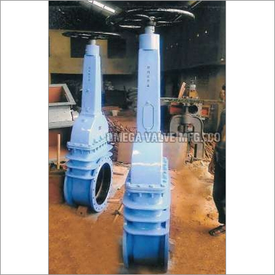 Fabricated Gate Valve