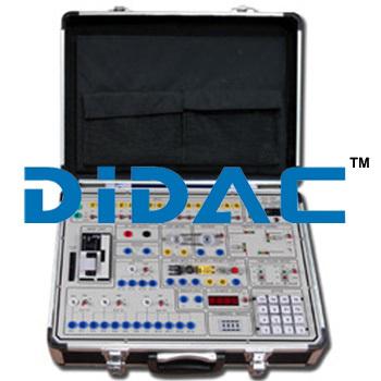 Programmable Logic Controller  Trainer PLC
