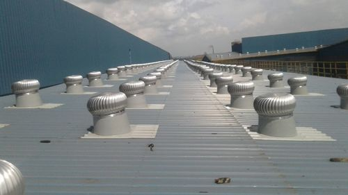 Aluminium Wind Ventilators