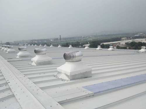 Stainless Steel Ventilators