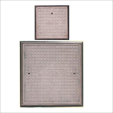 FRP Manhole Covers with Frame