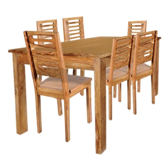 Houston Six Seater Dinning Set