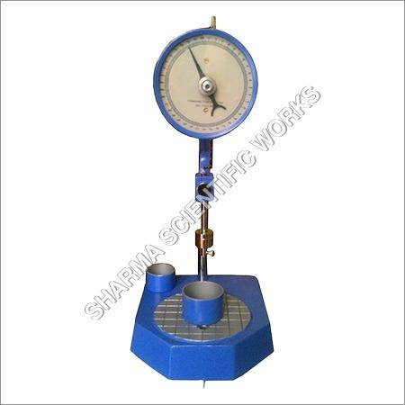 Standard Pentrometer Test