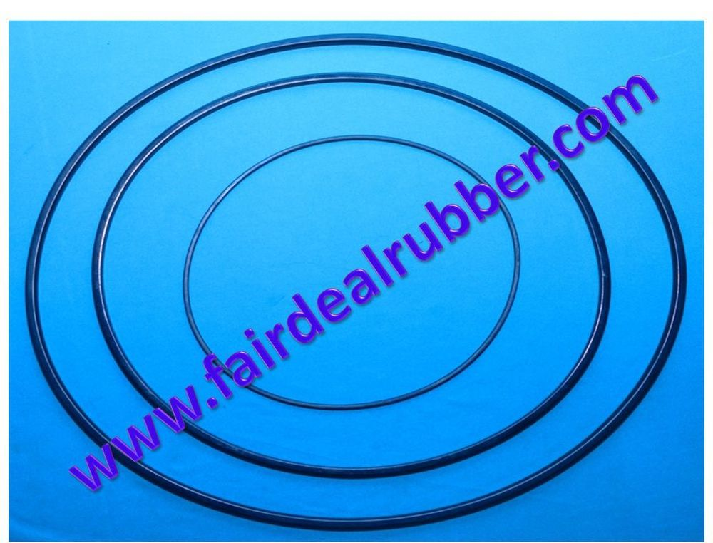 Rubber Rectangular Rings