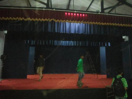 Cotton Curtain Frills