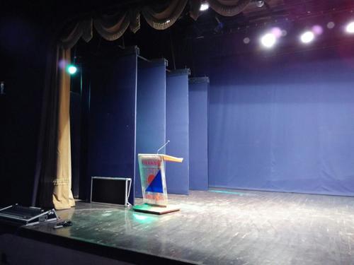 Stage Side Backdrops