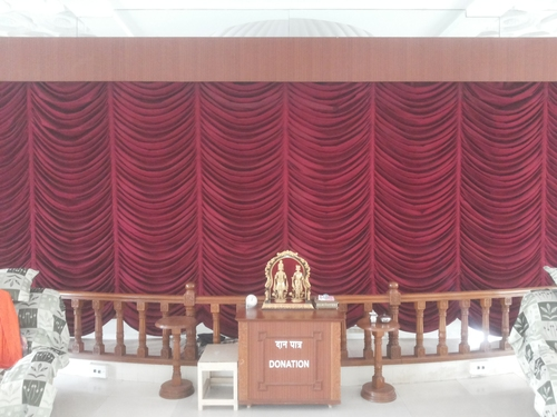 Designer Vertical Stage Curtains