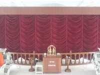 Designer Vertical Stage Curtains