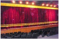 Auditorium Stage Curtains
