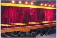 Velvet Stage Curtains