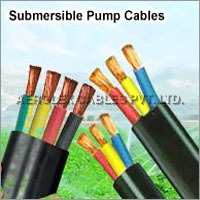 4 Core Submersible Pump Cables