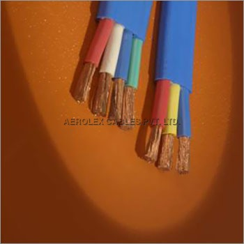 Rubber Insulated Submersible Pump Cables