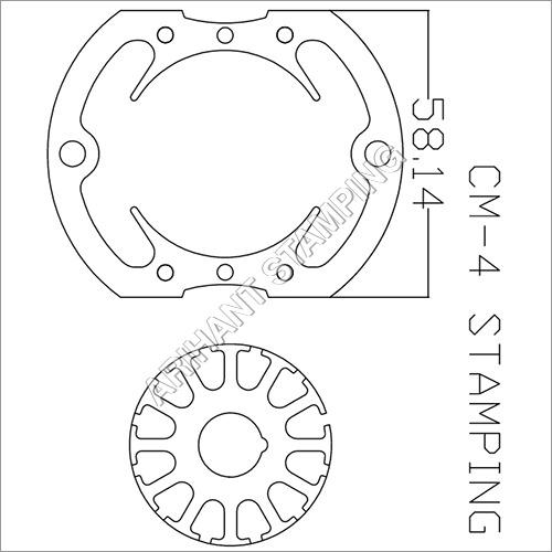 CM4 Stamping