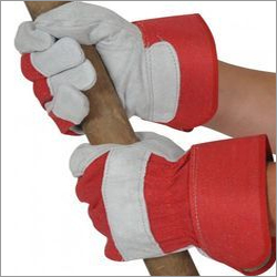 Split Leather Rigger Gloves