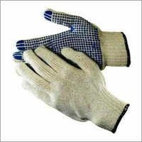 Full Finger Standard Dotted Gloves