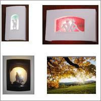 Indoor lighting (Wall lamps GYPSUM)