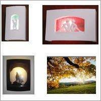 Wall Lamp - GYPSUM