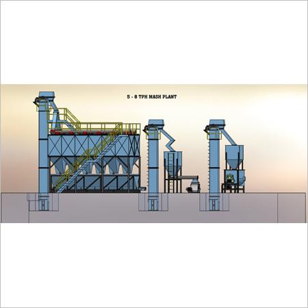 5-8 TPH Mash Plant