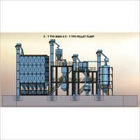 5 - 7 TPH Pellet Plant